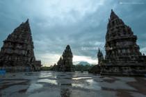 Prambanan Temple Complex-Yogyakarta, Java, Indonesia