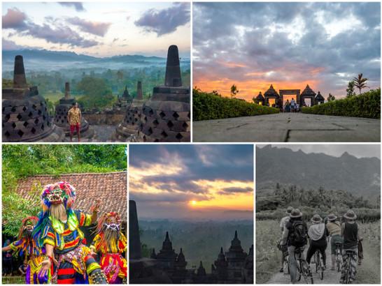 Highlights: Yogyakarta — Borobudur, Ratu Boko, Local Food, Royal Ambarrukmo Yogyakarta — Borobudur, Ratu Boko, Local Food, Royal Ambarrukmo