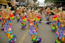 Masskara Festival, in Bacolod City, Negros Occidental