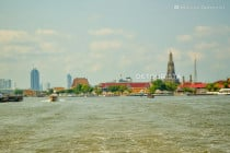 On the Chao Phraya River Ferry