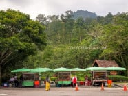 Bus Stop in Malaysia