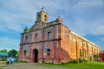 Caramoan Church in Caramoan, Camarines Sur, Philippines